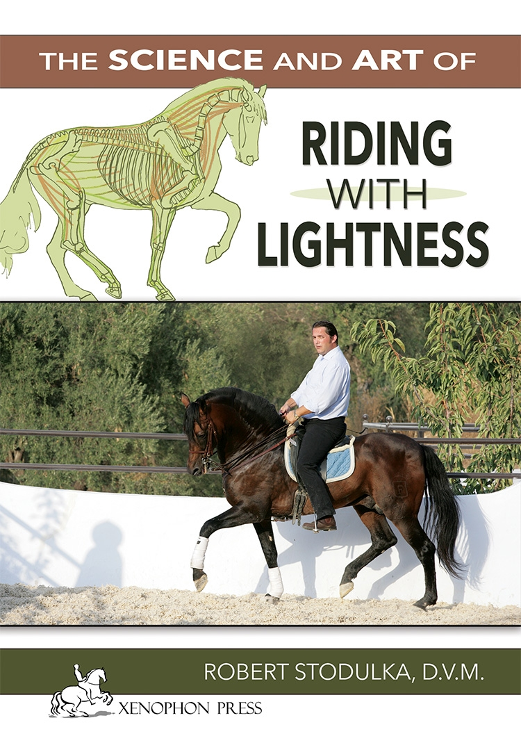 Picture of book, Science of Riding with Lightness