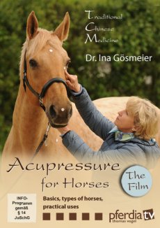 Picture of DVD Acupressure for Horses