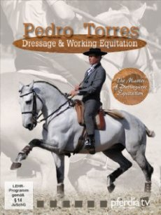 Picture of Dressage & Working Equitation front cover.