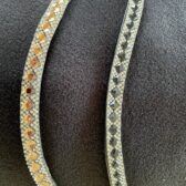 Picture of diamond brow bands