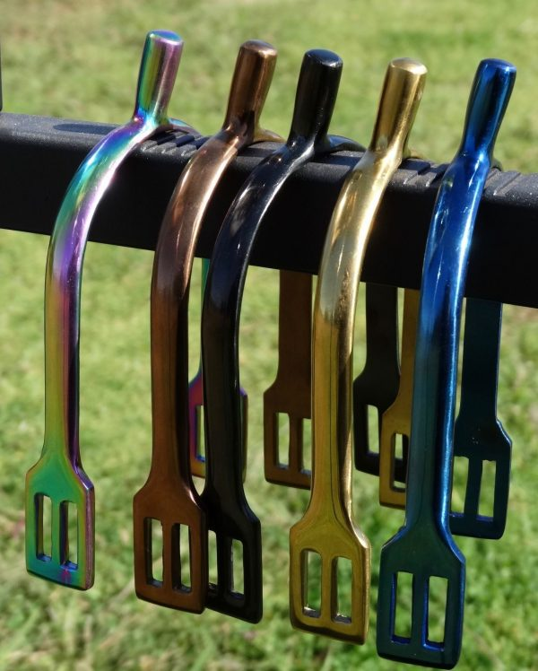 Picture of Coloured Spurs