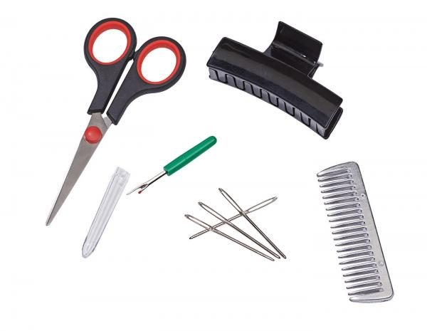 Picture of Plaiting Kit contents