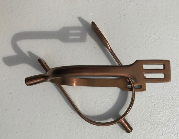 Picture of Rose Gold Spurs