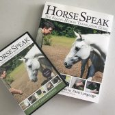 Picture of Horse Speak book and DVD